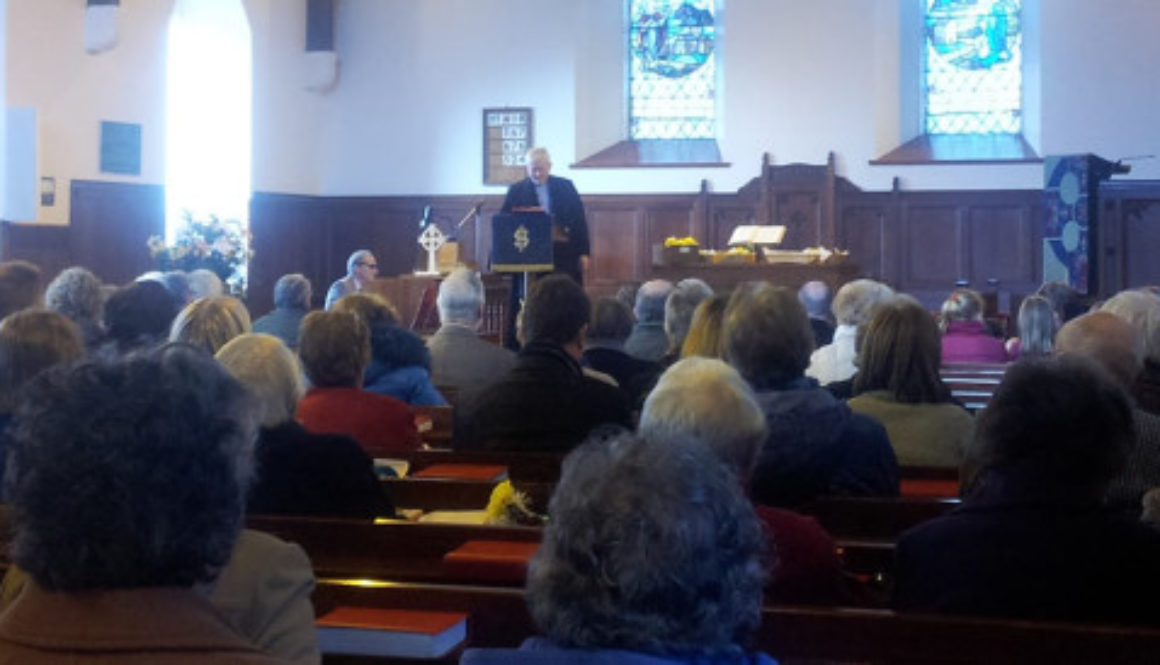 Image: Church Service, Portree Parish Church