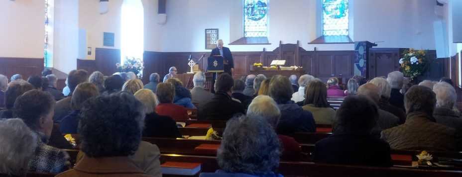 Image: Church Service, Portree Parish Church