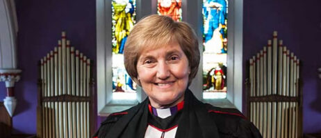 Rt Rev Lorna Hood